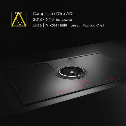 NikolaTesla ganó el Compasso d'Oro ADI en la 25va edición de la premiación de diseño italiano mas prestigiosa del mundo