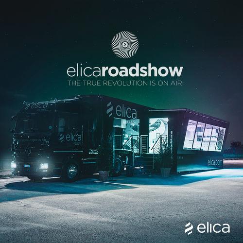 Elica lanza en España el programa Air Partners y empieza su road-show europeo