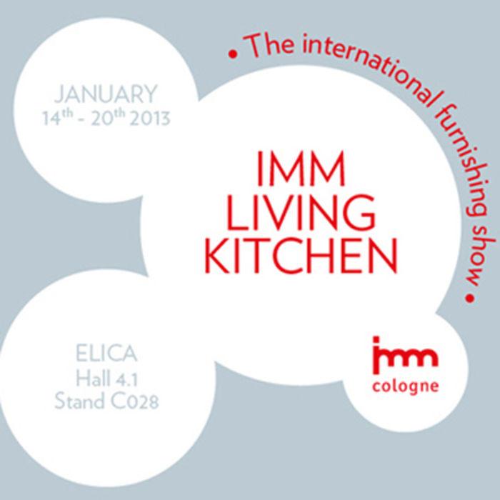 Elica at LivingKitchen – Imm Cologne 2013