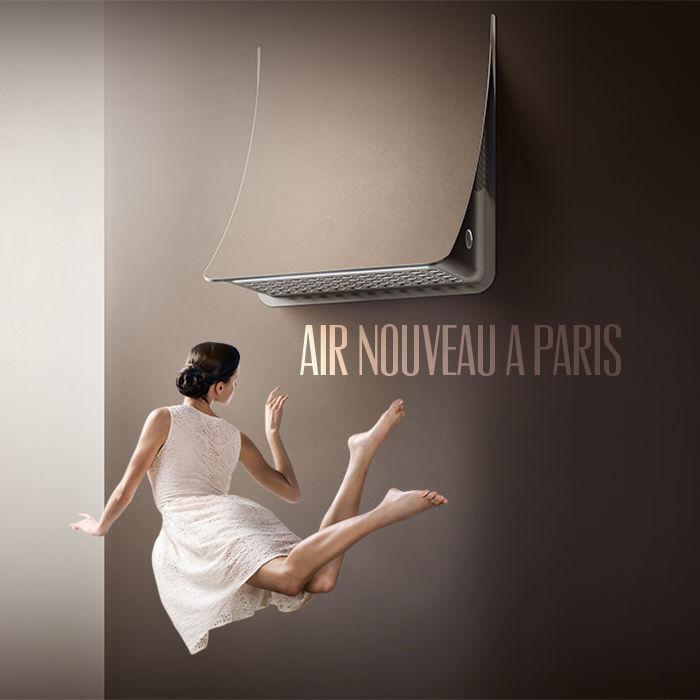 Elica, new air in Paris