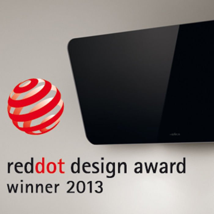 Simplicity's winning ways: Tiffany adds the 2013 Red dot Design Award to her collection!