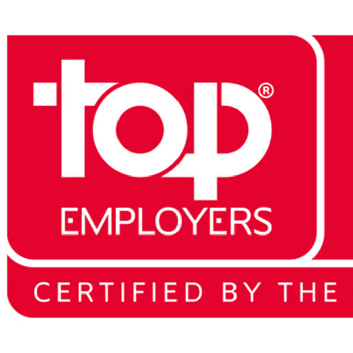 Elica's fifth consecutive year on the Top Employers list