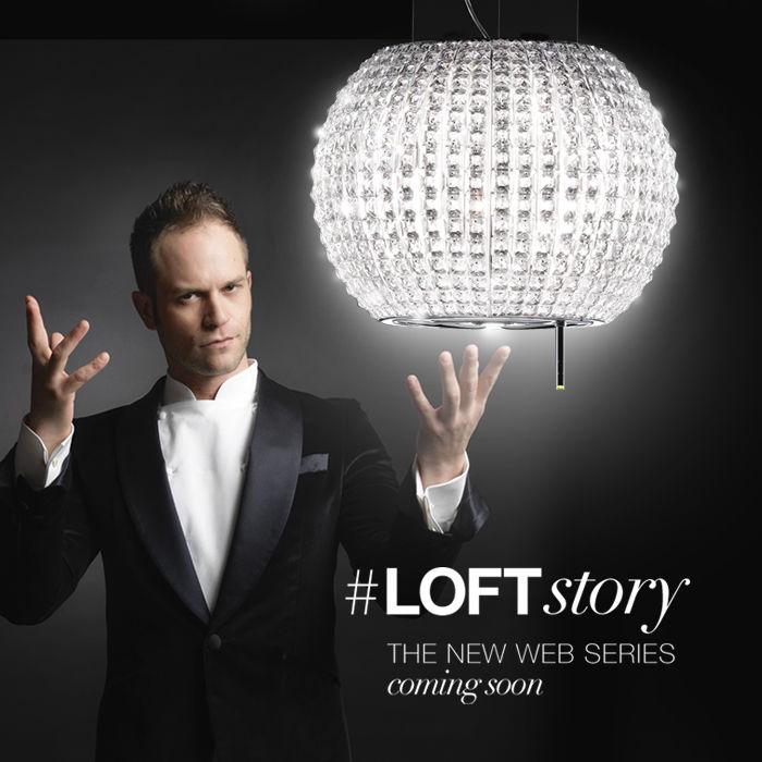 """""""Loft Story"""",la nuova web serie con Simone Rugiati"""