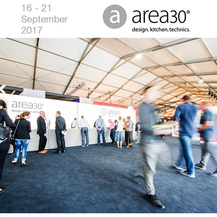 Elica will be at Area30 Fair next September 2017