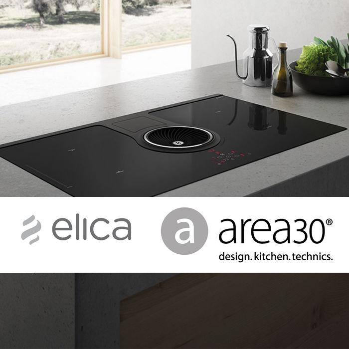 Elica auf der Area30