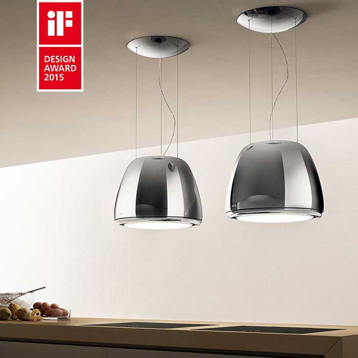 First for design: Elica's Edith wins the iF Design Award 2015