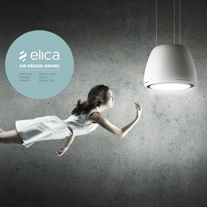 Elica Air Design Award: nuovo contest su Desall.com