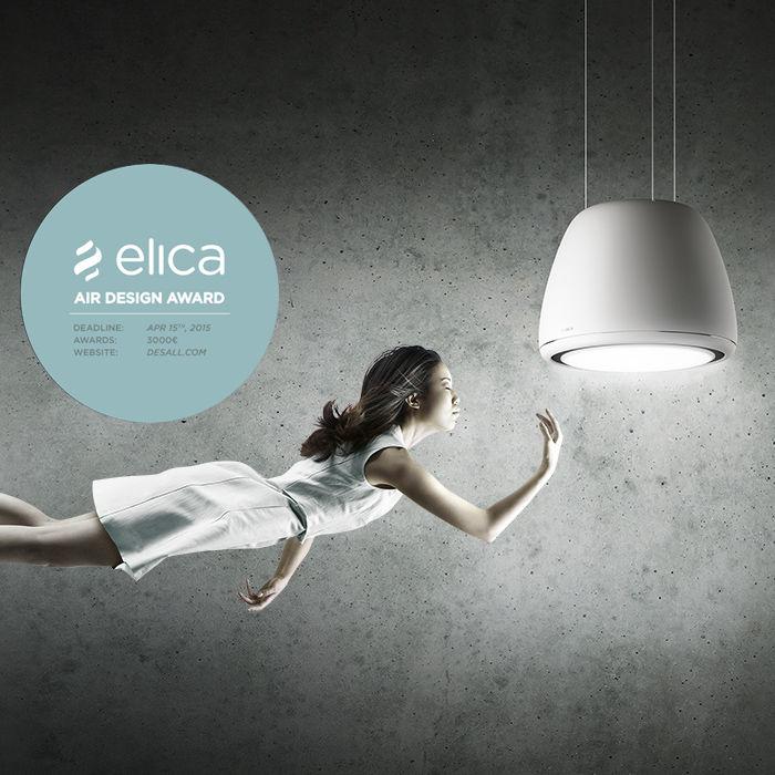 Elica Air Design Award: the new contest on Desall.com