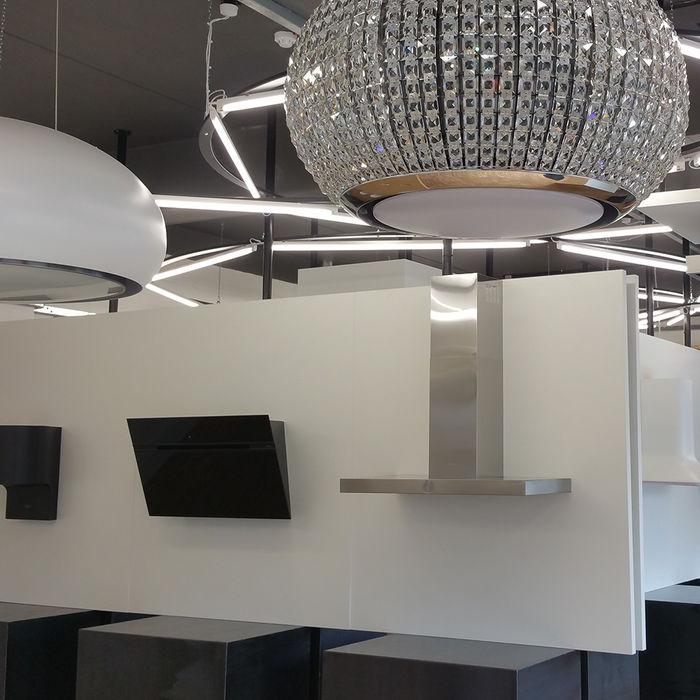 New Elica trade showroom in Aldershot