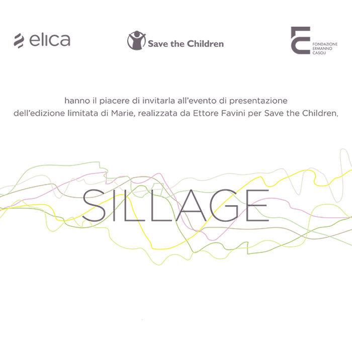 In arrivo Sillage, l'edizione limitata di Marie per Save the Children