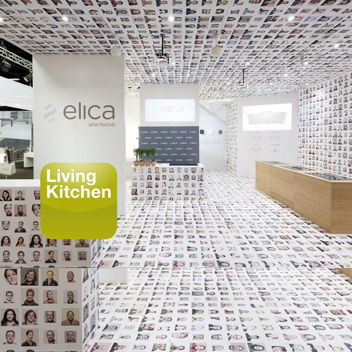 Elica @ LivingKitchen - The international Kitchen Show