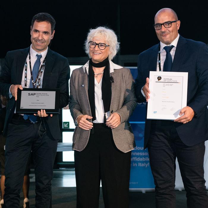 Elica è Silver Winner dei SAP Quality Awards nella categoria Business Transformation