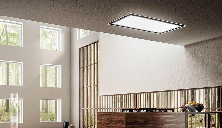 skydome elica, ceiling hood