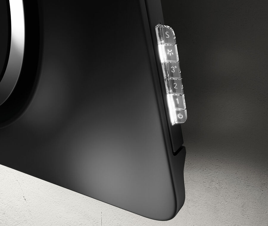 Hood Wall-mounted Loop Elica