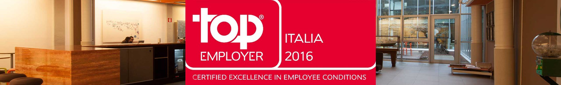 ELICA ONCE AGAIN PART OF TOP EMPLOYER ITALIA