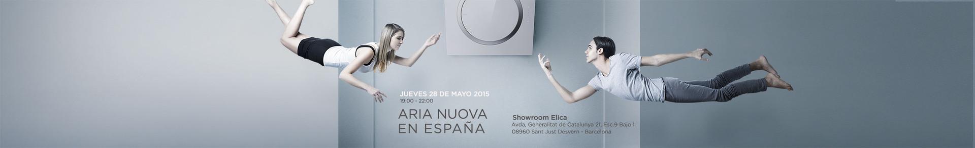 Elica, aria nuova en España